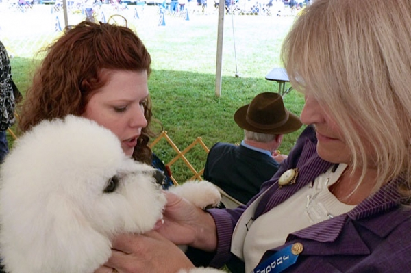 Breeder gets her first Judging Assignment
