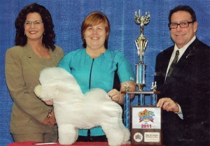 Nominated Competitive Groomer of the Year